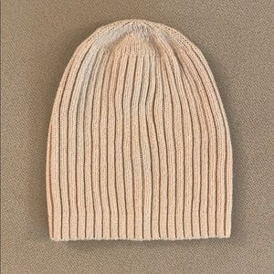 LAST DAY Madewell 'perfect textured ribbed' beanie